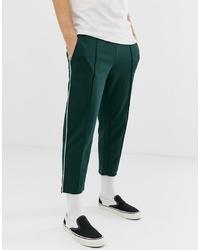 Pantalon de jogging vert foncé ONLY & SONS