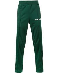 Pantalon de jogging vert foncé Palm Angels