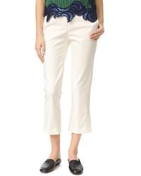 Pantalon flare blanc 3.1 Phillip Lim