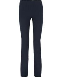Pantalon flare bleu marine