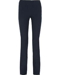 Pantalon flare bleu marine Joseph