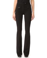 Pantalon flare noir Barbara Bui