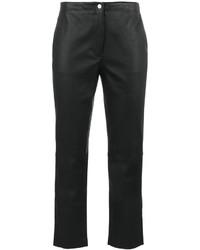 Pantalon flare noir Helmut Lang