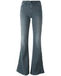 Pantalon flare noir Hudson