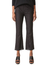 Pantalon flare noir Jenni Kayne