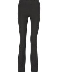 Pantalon flare noir Joseph