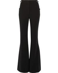 Pantalon flare noir Proenza Schouler