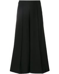 Pantalon flare noir Twin-Set