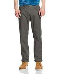 Pantalon gris foncé camel active