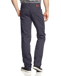 Pantalon gris foncé LERROS