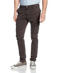 Pantalon gris foncé Napapijri