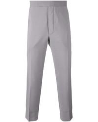 Pantalon gris Thom Browne