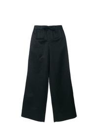 Pantalon large á pois noir A.P.C.