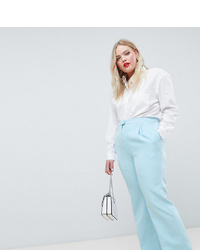 Pantalon large bleu clair UNIQUE21 Hero