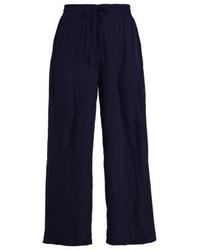 Pantalon large bleu marine FreeQuent