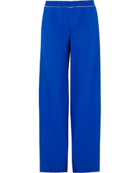 Pantalon large bleu original 4511691