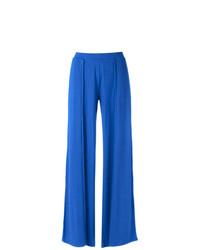 Pantalon large bleu Lygia & Nanny