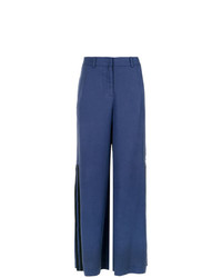 Pantalon large bleu Mara Mac
