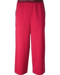 Pantalon large fuchsia Antonio Marras