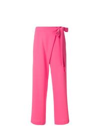 Pantalon large fuchsia P.A.R.O.S.H.