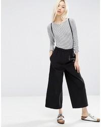 Pantalon large gris Asos