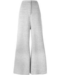 Pantalon large gris Stella McCartney