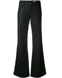 Pantalon large noir Armani Jeans