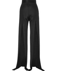 Pantalon large noir Balmain