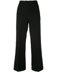 Pantalon large noir Fendi