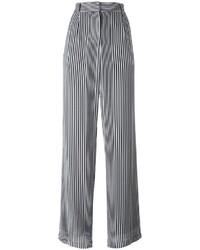 Pantalon large noir MICHAEL Michael Kors
