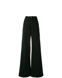 Pantalon large noir MM6 MAISON MARGIELA