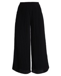 Pantalon large noir Studio 75