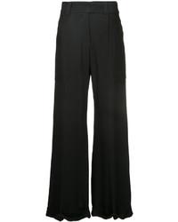 Pantalon large noir Taylor