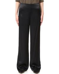 Pantalon large noir Vince