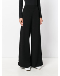 Pantalon large noir Stella McCartney