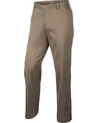 Pantalon marron clair Nike