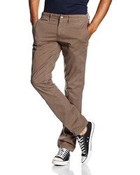 Pantalon marron Napapijri