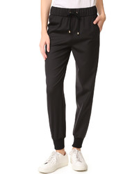 Pantalon noir Moschino