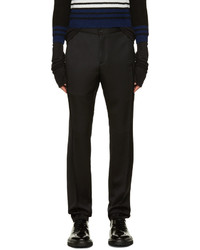 Pantalon noir Yang Li