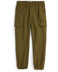 Pantalon olive