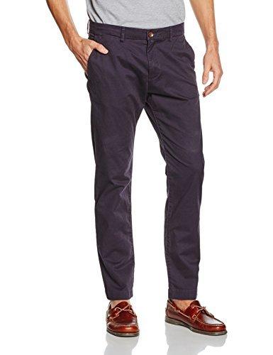 Pantalon pourpre foncé Esprit