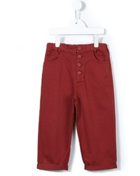 Pantalon rouge Caramel