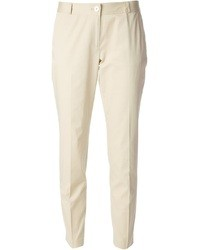 Pantalon slim beige original 4261907