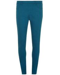 Pantalon slim bleu canard original 4262537
