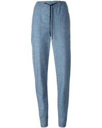 Pantalon slim bleu clair Proenza Schouler