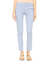 Pantalon slim bleu clair Vince