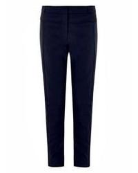 Pantalon slim bleu marine original 4260787