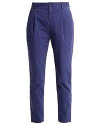 Pantalon slim bleu Tommy Hilfiger