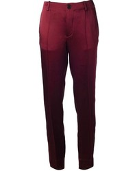 Pantalon slim bordeaux original 4260997
