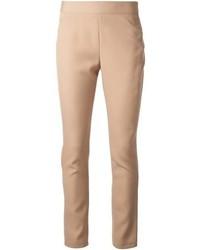 Pantalon slim brun clair original 4260927